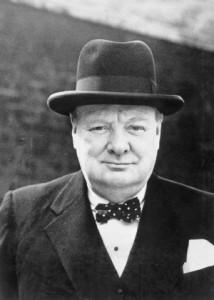 Winston Churcill